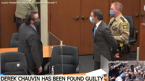 Derek Chauvin found guilty on all counts in the murder of George Floyd: Live updates