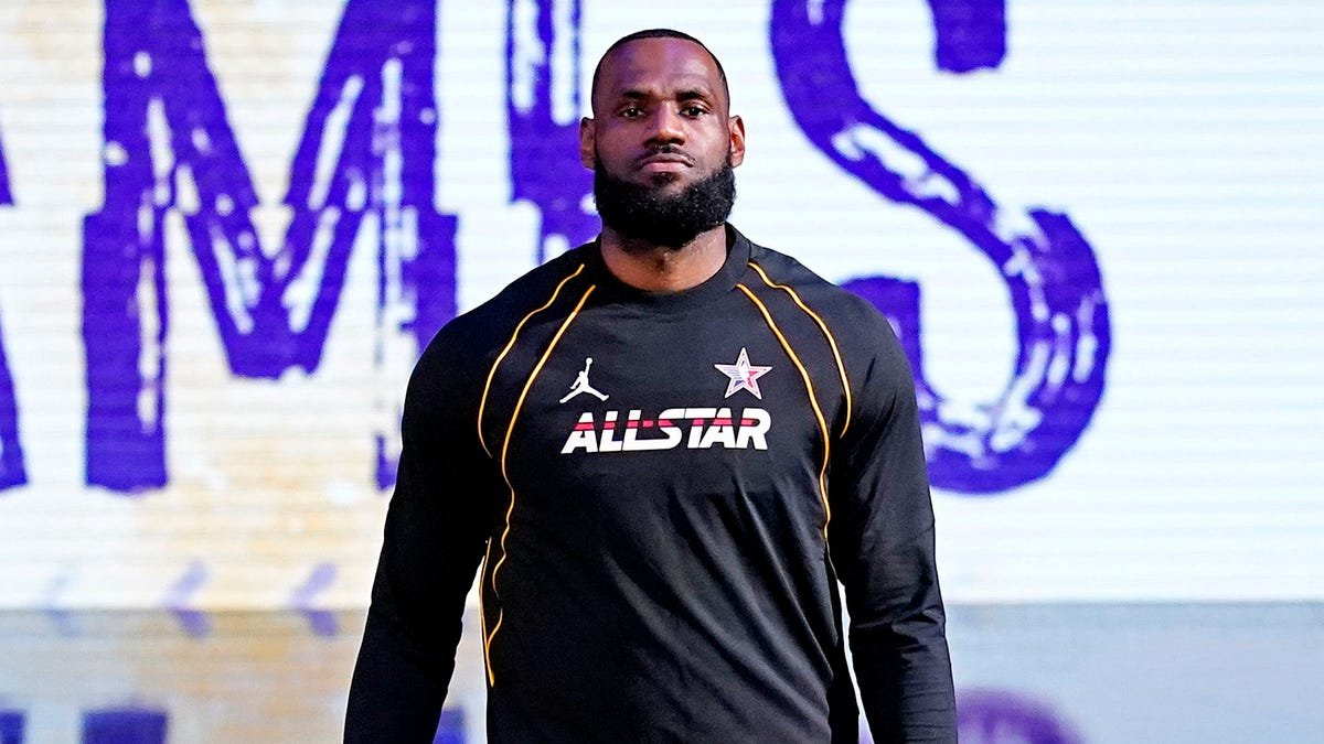 Lakers' LeBron James on being part-owner of Boston Red Sox: 'My goal is to own an NBA franchise'