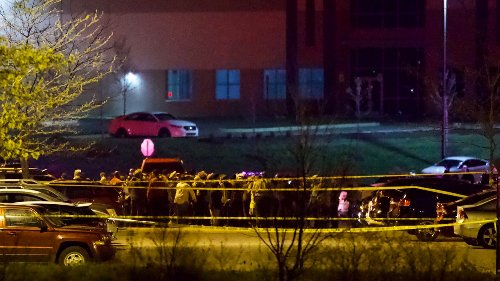 At least 8 dead, more injured in shooting at Indianapolis FedEx facility, authorities say