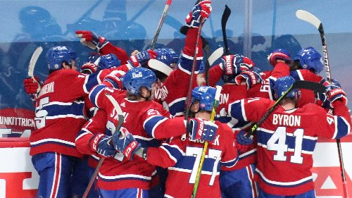 How Canadiens, on brink of elimination in Round 1, are now hottest team in NHL playoffs