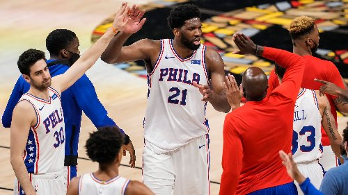 Sixers hold off Hawks to avoid elimination, force decisive Game 7