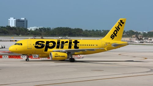 'It looked like a hurricane shelter': Spirit Airlines flight cancellations vex travelers