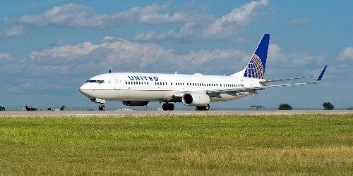 Police: United Airlines flight diverted, man arrested after 'report of someone's ear being bit off'