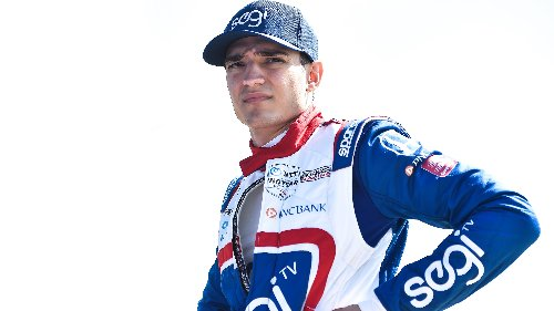 Alex Palou rides two-stop strategy to first win in dominant day for Ganassi at Barber