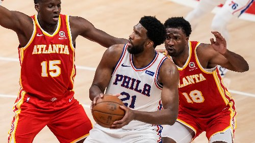 Sixers roll past Hawks in Game 3 to regain control of series with 2-1 lead