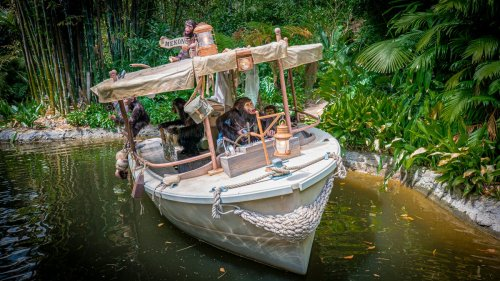 Move over, 'Jungle Cruise': These are the Disney rides that should be movies, stat