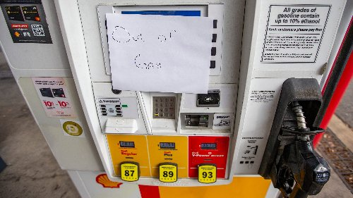 Panic buying: Florida governor declares state of emergency over gasoline supply