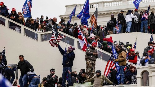 100 days after U.S. Capitol breach, Ohio is sixth on list of protest indictments
