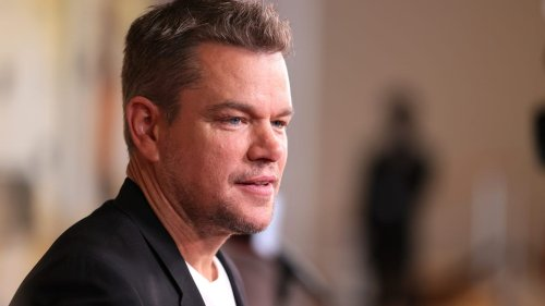 I wish I could cancel Matt Damon. It's outrageous to joke about hateful gay slurs in 2021.