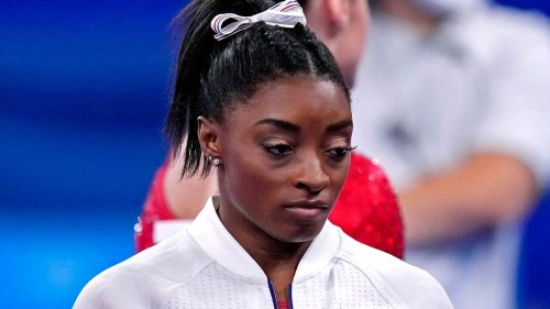 Simone Biles will not compete in gymnastics all-around final at Tokyo Olympics
