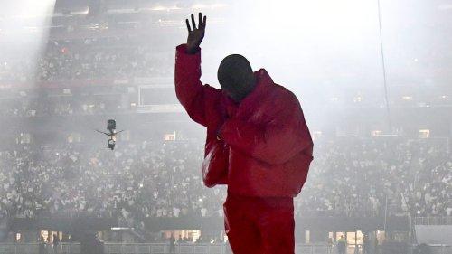 Kanye West is living in Atlanta's Mercedes-Benz Stadium until he finishes 'Donda' album
