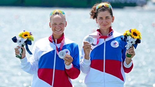 US rower says seeing Russians win a silver medal leaves 'a nasty feeling'