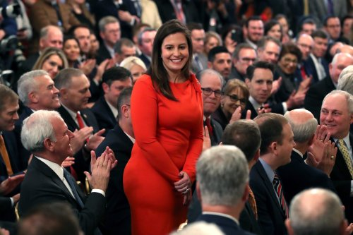 Meet the third-ranked Republican, Rep. Elise Stefanik after Liz Cheney ousted