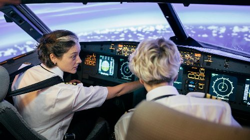 What's the process for pilots returning to flight after COVID-19? What's involved in retraining?