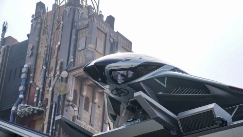Disneyland's Avengers Campus puts Marvel fans in action with Spider-Man, Wakanda warriors