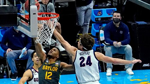 Baylor defeats Gonzaga in 2021 men's NCAA championship game: Final score, real-time updates