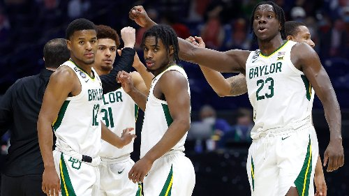 'They made us pay': Baylor's guard trio keys men's national championship over Gonzaga
