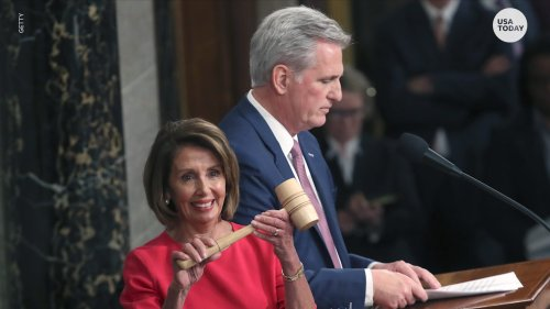 Kevin McCarthy criticized for comments about 'hitting' Nancy Pelosi with speaker's gavel