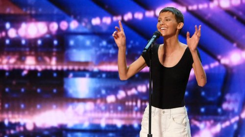 'AGT' contestant Nightbirde withdraws from competition after cancer 'takes turn for the worse'
