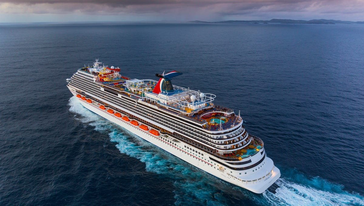 Carnival Cruise Line will require COVID vaccine for first cruises in US waters in July