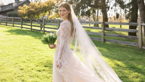 Bill and Melinda Gates' daughter Jennifer is married! See photos from her wedding