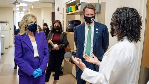 Ending cancer as we know it? National Cancer Institute Director Ned Sharpless lays out his vision.