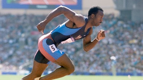 Former world record holder Michael Johnson talks track and field trials, growing the sport