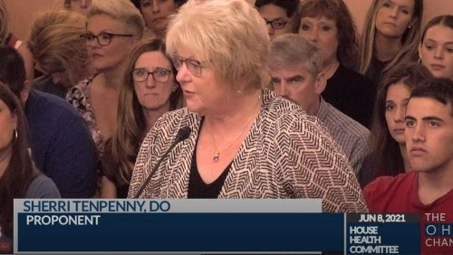 Ohio doctor's false testimony about magnetic COVID vaccine users goes viral after widespread mockery
