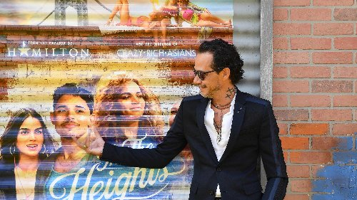 Marc Anthony's dark 'In the Heights' role even shocked Anthony Ramos: He was 'coming for blood'