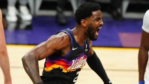 Suns shock Clippers on Deandre Ayton's last-second shot for 2-0 lead in Western Conference finals