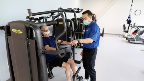 OhioHealth opening $13.5 million wellness center for people with neurological conditions