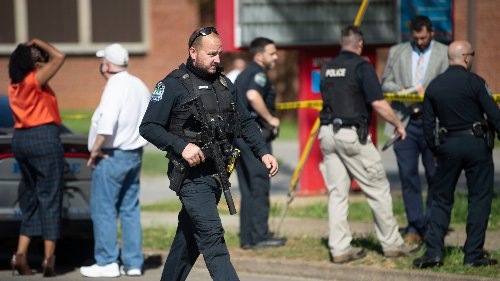 Student dead, officer wounded in shooting at Austin-East Magnet High School in Knoxville
