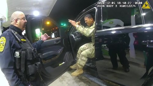 'Disturbing': Windsor, Virginia, police officer fired after using pepper spray at traffic stop