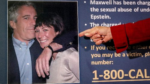Jeffrey Epstein, Ghislaine Maxwell repeatedly raped Florida woman and threatened to feed her to alligators, lawsuit claims