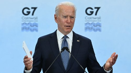 Joe Biden is better on the world stage than any president since George H.W. Bush