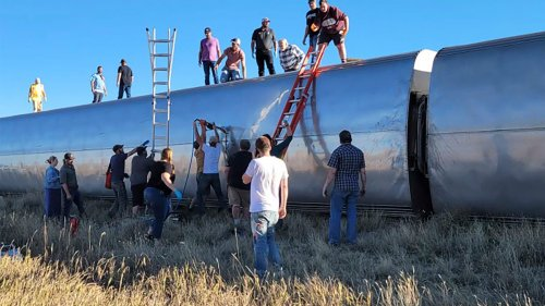 3 dead, 50 injured, many questions after Amtrak train derails in Montana