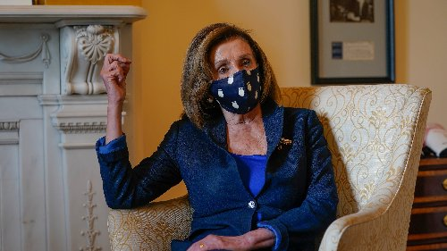 The Backstory: Nancy Pelosi's No. 1 lesson on power: 'Nobody's going to give it to you. You've got to take it.'
