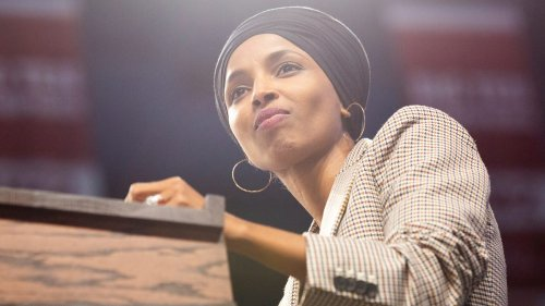 US Rep. Ilhan Omar's Capitol Hill office receives package with 'suspicious substance'