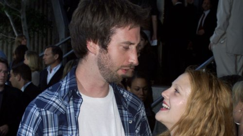 'Weird in a good way': Drew Barrymore, ex-husband Tom Green reunite after almost 20 years