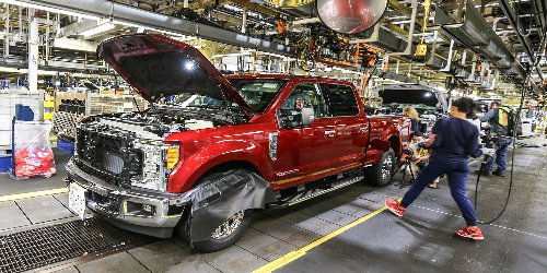 Thousands of big new pickups aren't going to customers. Here's why.