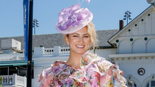 Shailene Woodley, Aaron Rodgers, Anna Nicole Smith's daughter and more stars at the Kentucky Derby