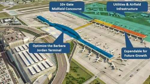 10 new gates, 2 new taxiways and farewell South Terminal: Changes coming for Austin's airport.