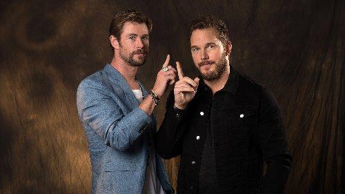 Chris Hemsworth trolls Chris Evans on his 40th birthday, posts photo with Chris Pratt