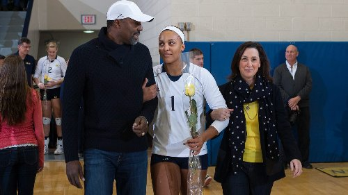 Molly Lillard, Michigan Wolverines volleyball standout and daughter of former NFL WR Al Toon, found dead in apparent murder-suicide