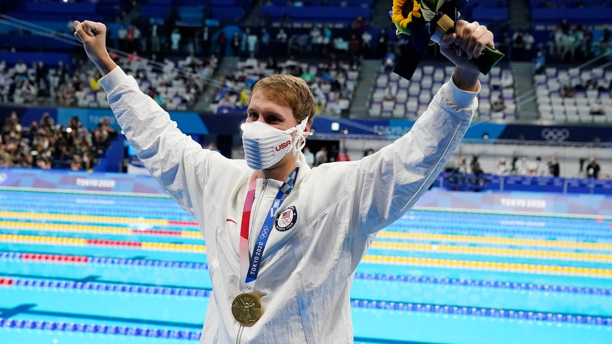 Team USA wins 10 medals on Day 2 of Tokyo Olympics, but the specter of COVID-19 looms