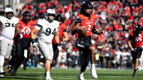 Cincinnati rises to No. 2 behind Georgia in NCAA Re-Rank 1-130