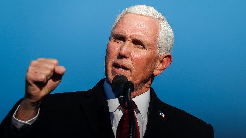 Former Vice President Mike Pence receives pacemaker, is recovering after surgery