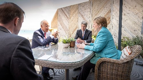 COVID's 'roots,' China, protests at sea, beach BBQ: Five takeaways from Day 2 of the G-7 summit