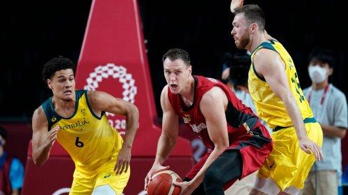 Australia beats Germany 89-76 to sweep basketball pool
