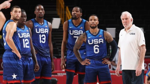 Opinion: Time to face facts, NBA coaching legend Gregg Popovich stinks at Olympic basketball